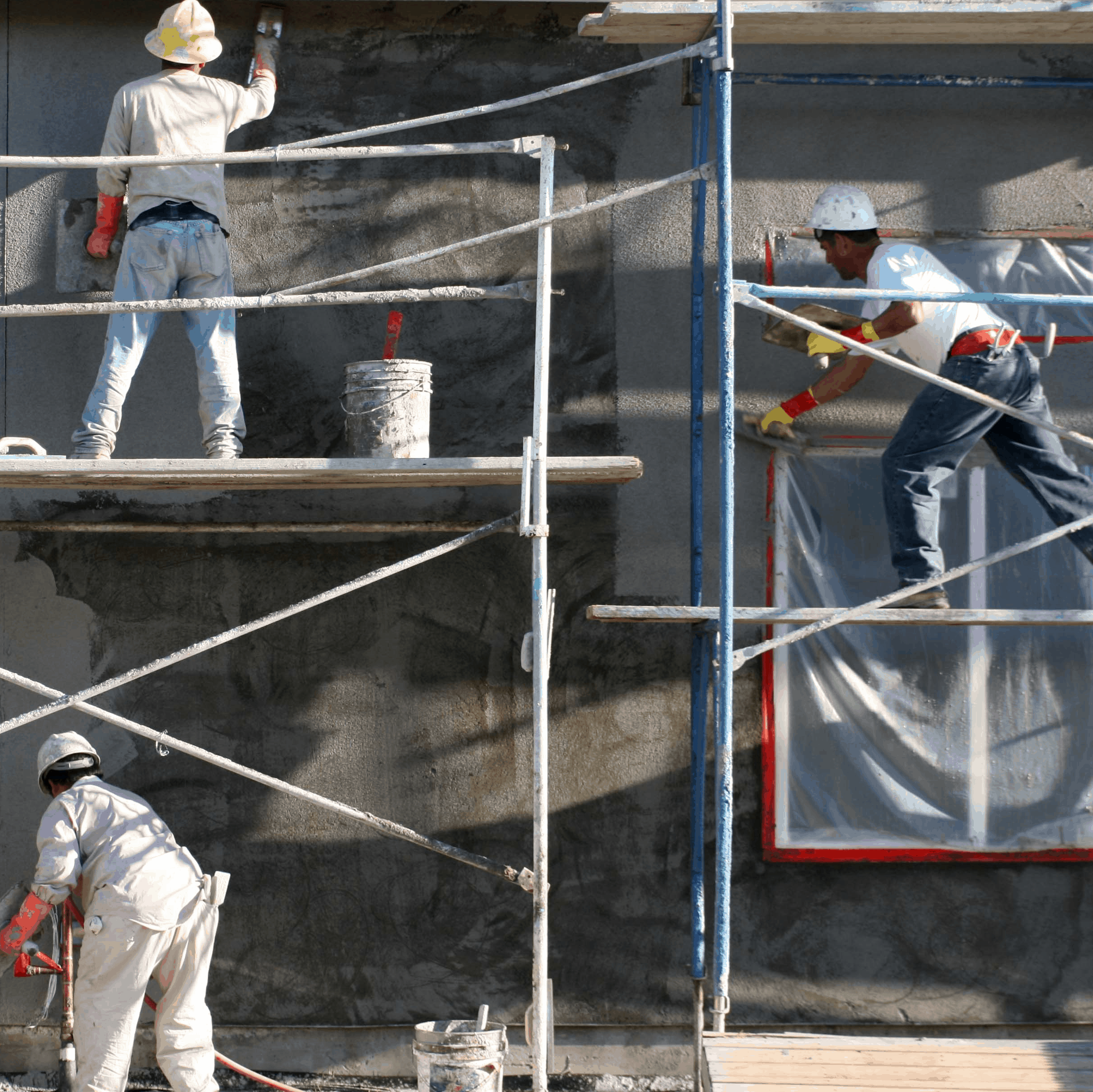 Stucco/Plaster Specialists